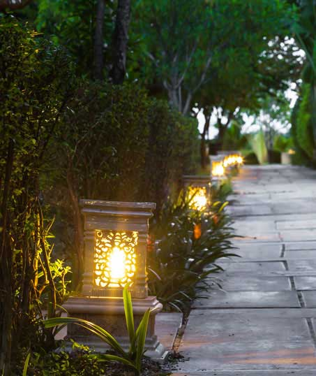 Marenco Lawn Sprinkler Inc Residential Landscape Lighting