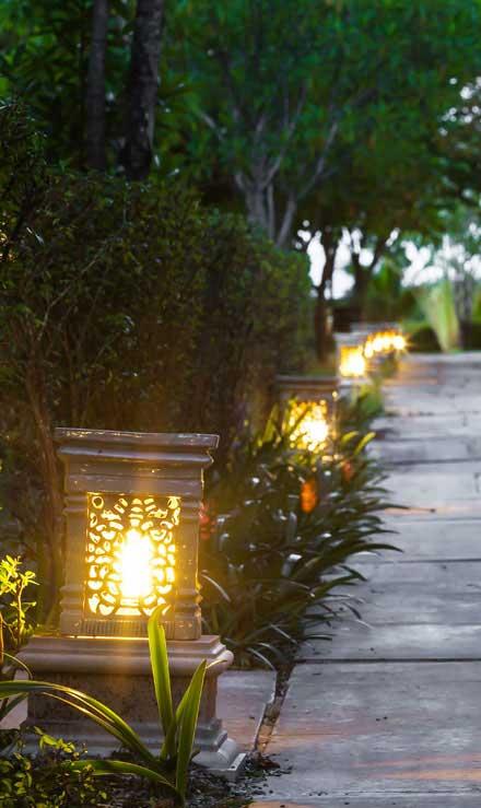 Marenco Lawn Sprinkler Inc Residential Landscape Lighting