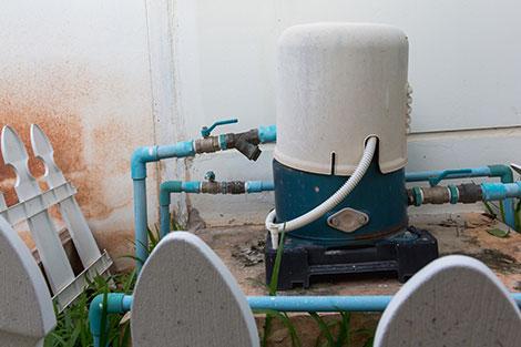 Sprinkler Pump Repair